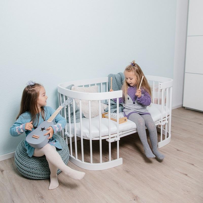 7-in-1 Babybett - jetzt selbst konfigurieren!