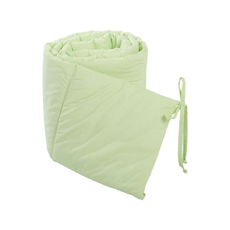 Babybett Nestchen - hellgrün