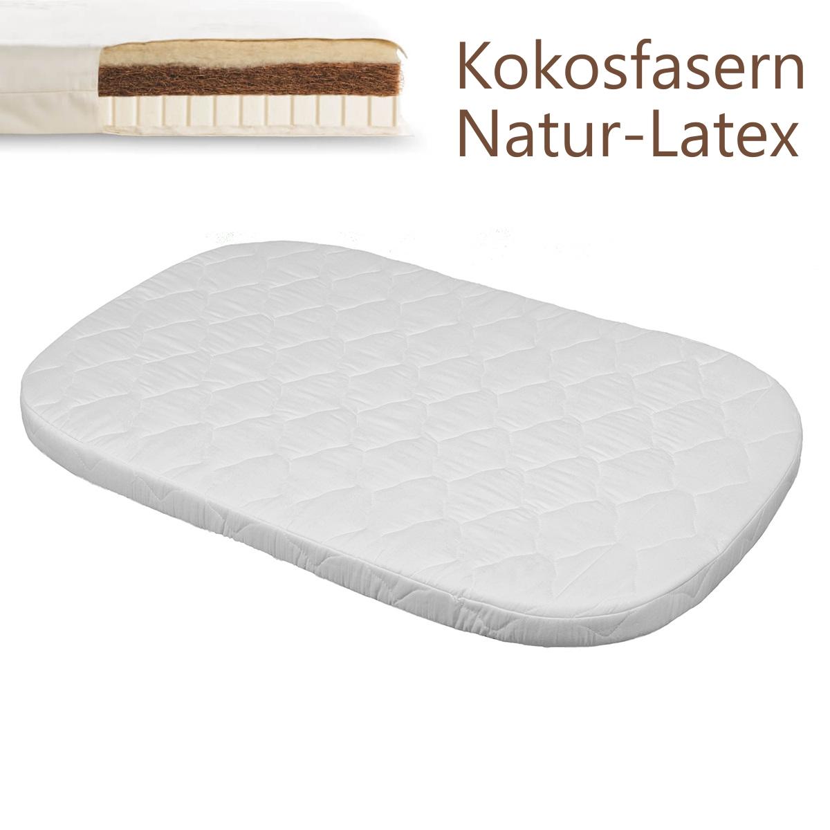 tweeto Wende-Matratze Kokos-Naturlatex 70x120